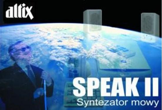 Picture of Speak II (voice Jan) version 3