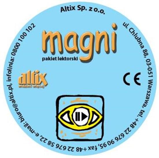Obrazek Magni - program lektorski