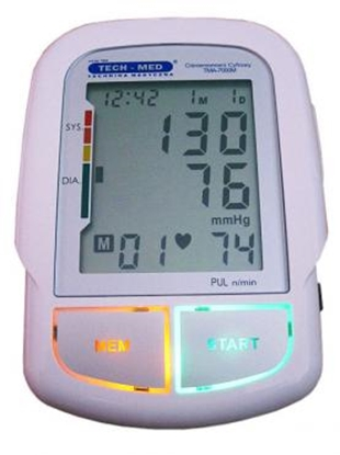Picture of Talking Blood Pressure Monitor TMA 7000M