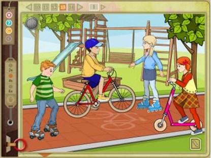 Obrazek Tosia i przyjaciele – oprogramowanie wspierające rozwój dziecka