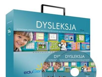 Obrazek Dysleksja Pakiet I – oprogramowanie do diagnozowania i terapii dzieci zagrożonych dysleksją