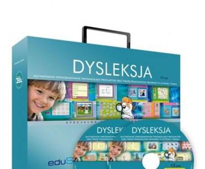 Obrazek Dysleksja Pakiet II – oprogramowanie do diagnozowania i terapii dzieci zagrożonych dysleksją