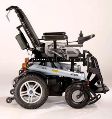 Obrazek B500 – elektryczny wózek inwalidzki