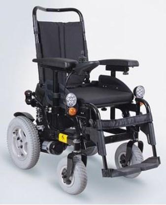 Obrazek W1018 Limber – elektryczny wózek inwalidzki