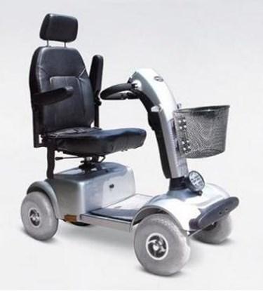 Obrazek Rider II – elektryczny skuter inwalidzki