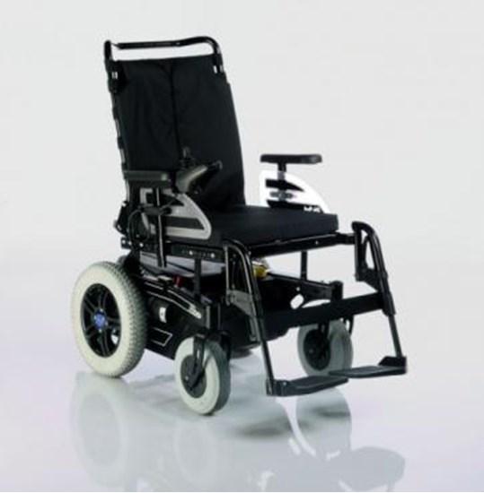 Obrazek B400 – elektryczny wózek inwalidzki