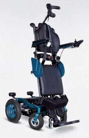 Obrazek Hero Stand Up – elektryczny wózek inwalidzki z funkcją pionizacji