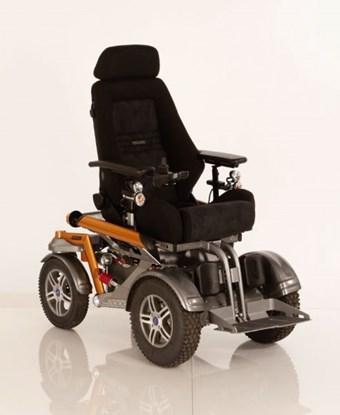 Obrazek C2000 – elektryczny wózek inwalidzki