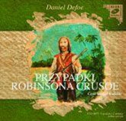 "Picture of ""Przypadki Robinsona Crusoe"" Daniel Defoe"