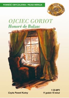 "Picture of ""Ojciec Goriot"" Honoriusz Balzac"
