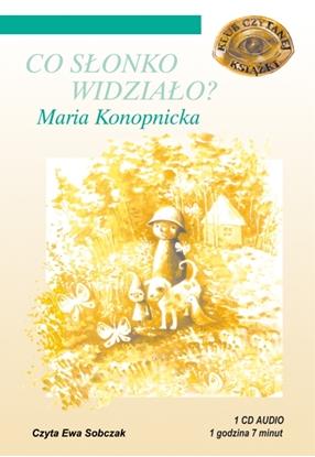 """Obrazek """"Co słonko widziało?"""" Maria Konopnicka"""