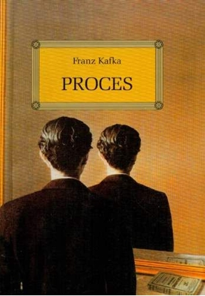 """Picture of """"Proces"""" Franz Kafka"""
