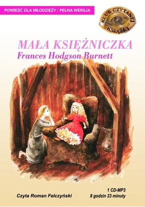 """Obrazek """"Mała księżniczka"""" Frances Hodgson Burnett"""