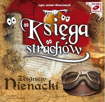 """Obrazek """"Księga strachów"""" Zbigniew Nienacki"""