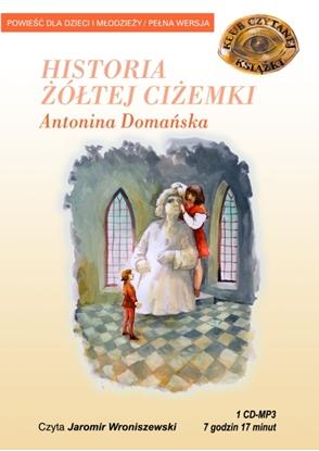 """Obrazek """"Historia żółtej ciżemki"""" Antonina Domańska"""