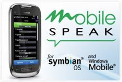 Изображение Mobile Speak – aplikacja udźwiękawiająca telefony komórkowe