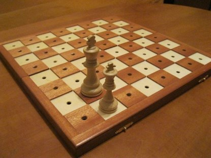 Изображение Шахи и шашки брайлeвске