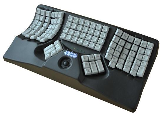 Obrazek  Maltron 3D - dwuręczna, specjalistyczna klawiatura komputerowa