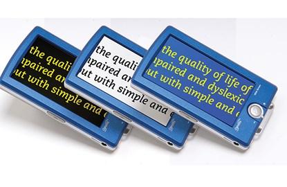 Obrazek Compact+ – lupa elektroniczna