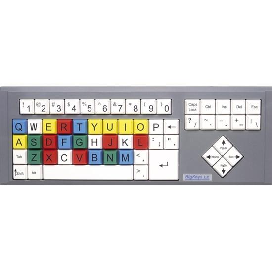 Obrazek Big Keys LX - specjalistyczna klawiatura komputerowa