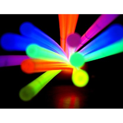 Picture of Magiczne pałeczki UV  - 4 sztuki
