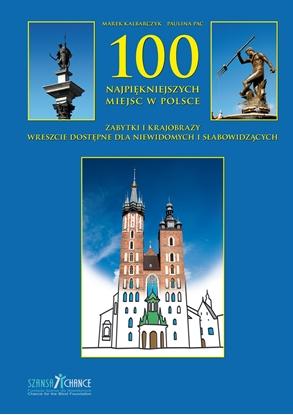 """Obrazek Atlas """"100 najpiękniejszych miejsc w Polsce"""""""