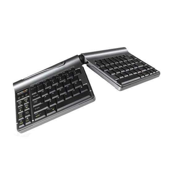 Obrazek Goldtouch Ergonomic Keybord - specjalistyczna, dwuczęściowa klawiatura komputerowa