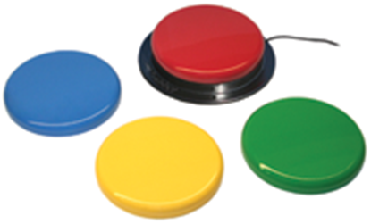 Снимка на Big Red – przewodowy przycisk do urządzeń elektrycznych i elektronicznych