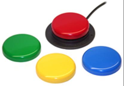 Obrazek Jelly Bean – przewodowy przycisk do urządzeń elektrycznych i elektronicznych