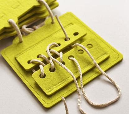 Изображение Zapinanka - nauka wiązania sznurówek, zapinania guzików
