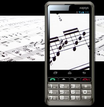 Obrazek dla kategorii Telefony dla osób niewidomych i słabowidzących