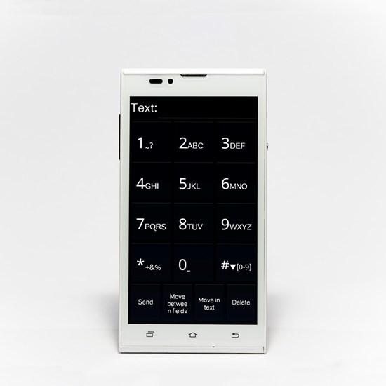Obrazek BlindShell 2 – smartfon dla niewidomych