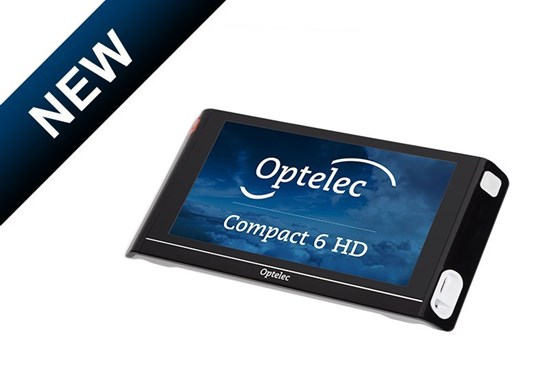 Obrazek Compact 6 HD - lupa elektroniczna