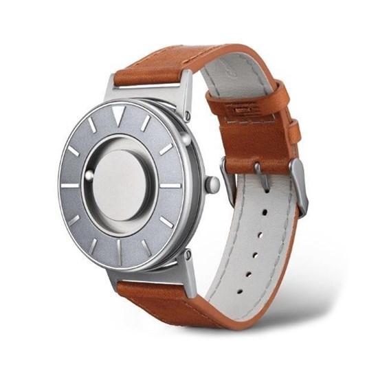 Obrazek Bradley Voyager Silver – zegarek na rękę