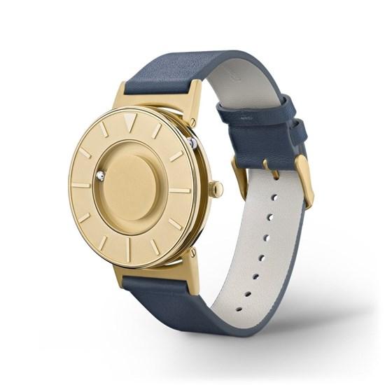 Obrazek Bradley Lux Gold – zegarek na rękę