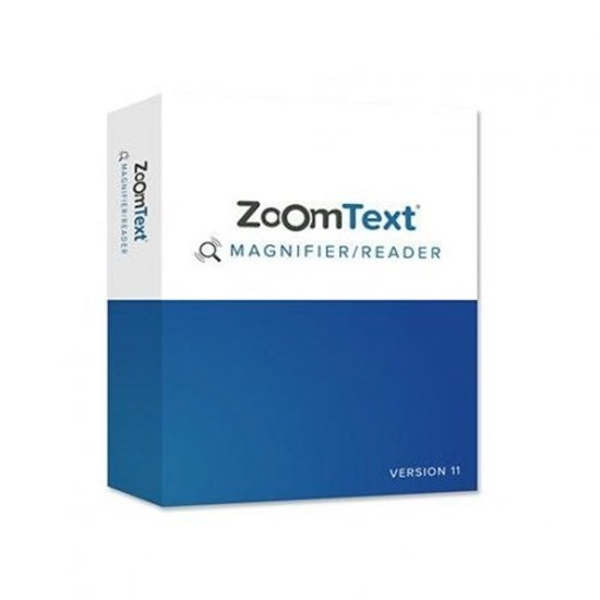 ZoomText Magnifier and Reader