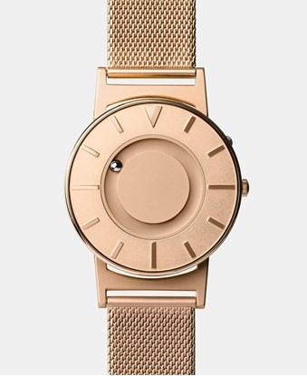 Picture of Bradley Mesh Rose Gold II – zegarek na rękę