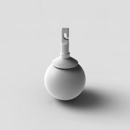 Obrazek Rolling Ball – obrotowa, łożyskowana, nieutwardzana końcówka do białej laski