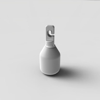 Снимка на Marshmallow - końcówka do białej laski