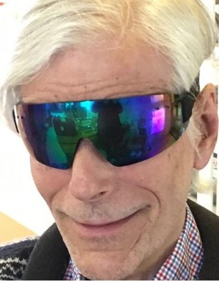 Picture of Okulary sportowe dla osób niewidomych