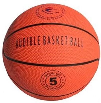 Obrazek Piłka do koszykówki z dzwonkami ( rozmiar 7)