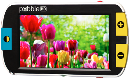 Picture of Pebble HD - ręczna lupa elektroniczna 4,3 cala