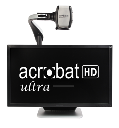 Снимка на Acrobat HD Ultra – powiększalnik wideo