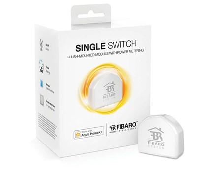 Obrazek Fibaro Single Switch - kontroler do HomeKit