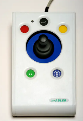 Picture of Joystick n-ABLER - zamiennik myszy komputerowej