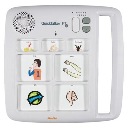 Picture of QuickTalker FT 7 – urządzenie do komunikacji alternatywnej
