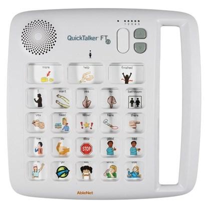Picture of QuickTalker FT 23 – urządzenie do komunikacji alternatywnej